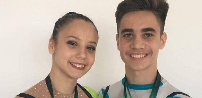 CSU Arad are medaliaţi la Mondialul de aerobic