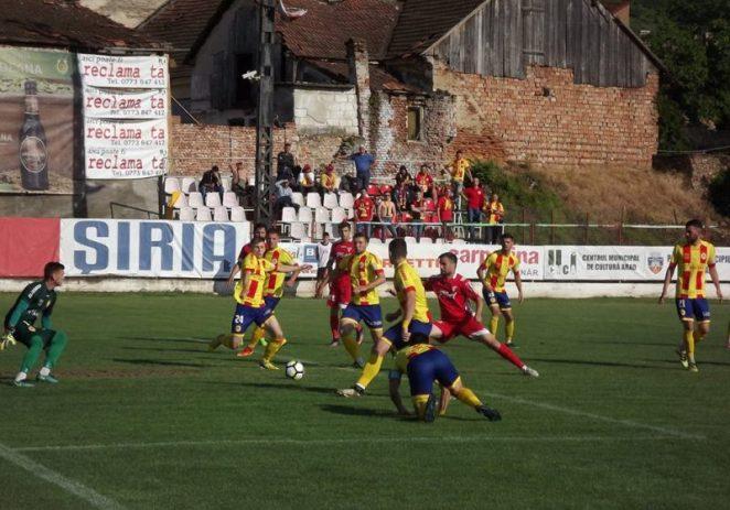 UTA a dezamăgit şi în Moldova, 0-1 cu Bacăul