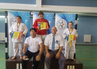 Micii judoka arădeni au cucerit medalii naţionale
