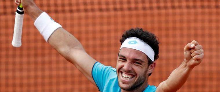 Copil a fost eliminat de semifinalistul de la Roland Garros