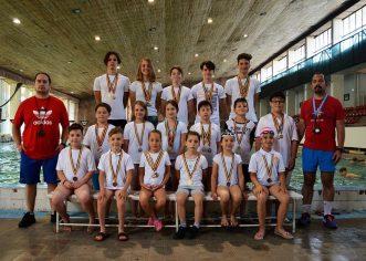 Înotătorii de la CSS Gloria au performat pe Bega