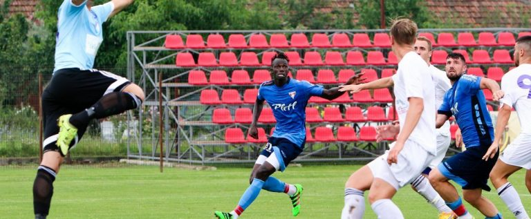 UTA câştigă primul amical al verii, 2-0 cu Ripensia