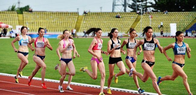 Atleta Cristina Simion, argint balcanic în Bulgaria