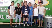 Halterofilii CSM-ului au urcat pe podiumul tineretului