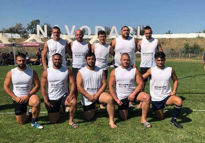 CSU Arad a debutat în sezonul de rugby în 7