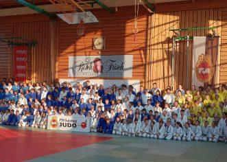 CSM Arad a participat la un stagiu internaţional de judo