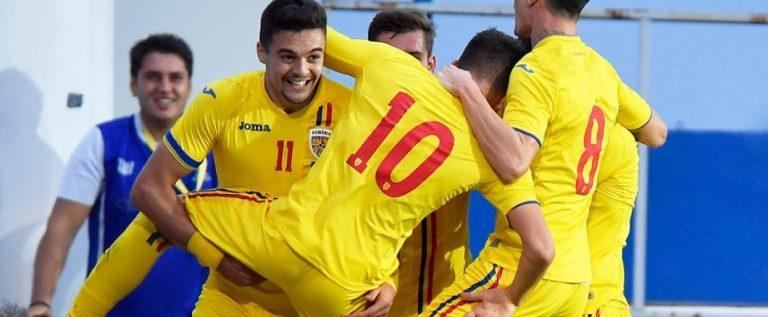 Adrian Petre a marcat pentru naţionala de tineret