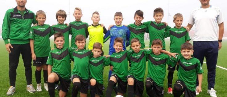 Academia Brosovszky e campioană la Cupa Aradului