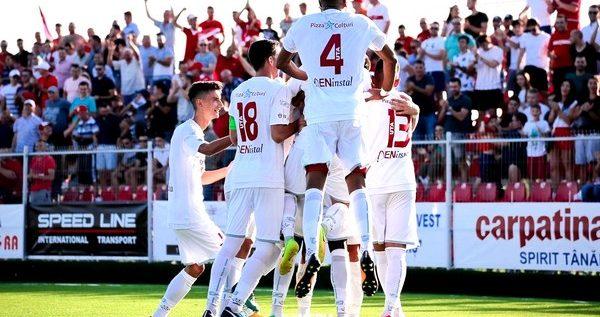 UTA va fi pe micile ecrane, cu FC Argeş şi Petrolul