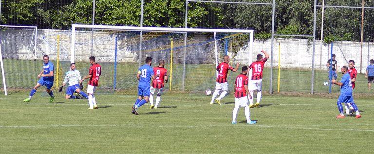 Meciul toamnei la Zăbrani, în etapa din Liga a IV-a