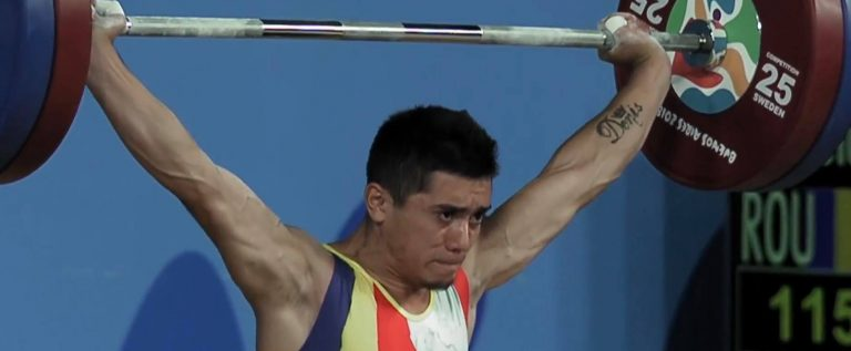 Emanuel Danciu a fost aproape de podiumul olimpic
