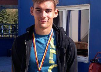 Kaiacist de la CSS Gloria, vicecampion la maraton