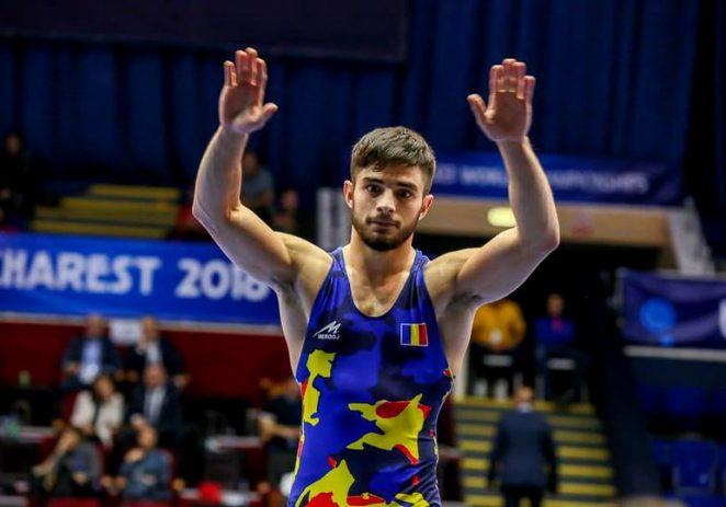 Luptătorul Mihai Mihuţ e medaliat cu bronz mondial