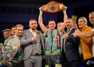 Biea şi Gafencu au dat recital în ringul campionilor