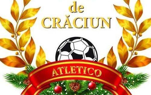În week-end se dă startul în Cupa de Crăciun Atletico
