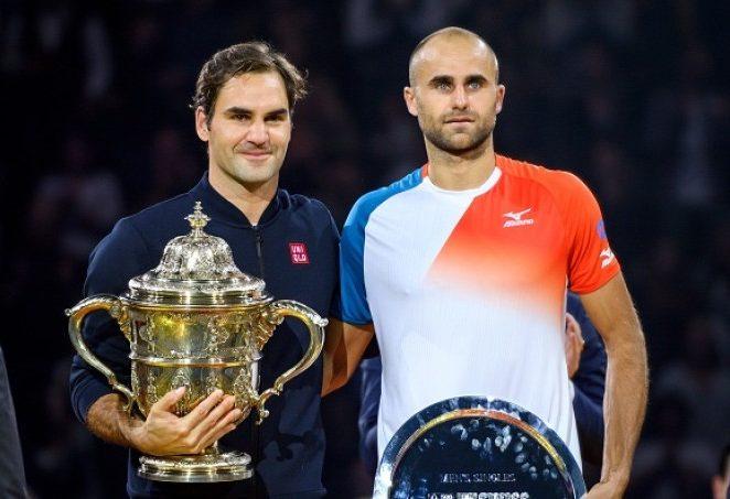 Marius Copil: tenismenul care vorbește 5 limbi a urcat până pe locul 60 ATP!