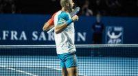 Marius Copil a urcat două locuri în clasamentul  ATP