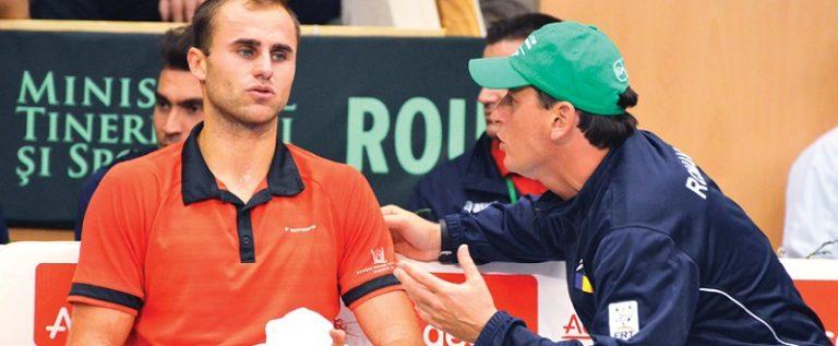 Tenismanul Marius Copil, eliminat în primul tur la Doha