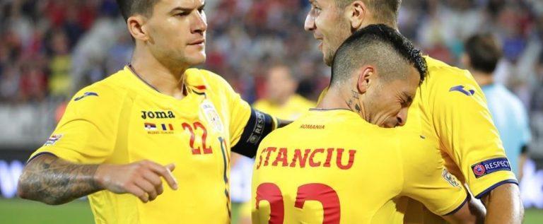 Ţucudean a marcat golul victoriei din Muntenegru