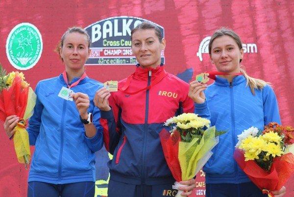 Atletele de la CSU Arad au urcat pe podium, la Balcaniadă