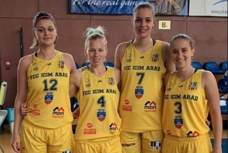 FCC ICIM a luat locul doi la Cupa României 3×3