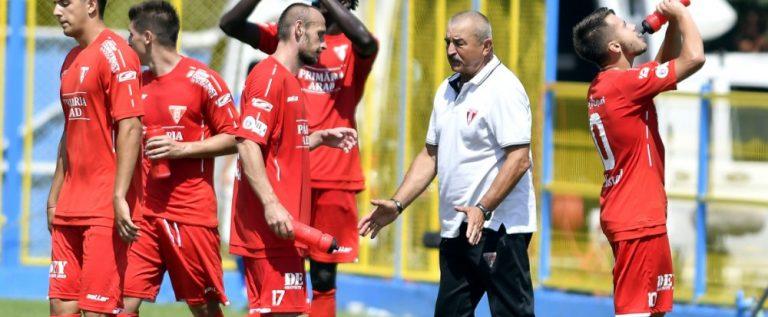 """UTA a fost surclasată de """"U"""" Cluj, în derby-ul din Liga 2"""