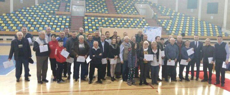 Ploaie de premii şi diplome, la Gala DJST Arad 2018 (FOTO)