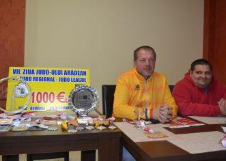 Competiţii internaţionale pe tatami, la Arad, în weekend