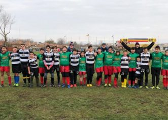 Rugbiştii juniori de la CSU s-au calificat la turneul final