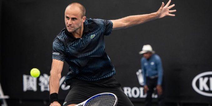 Marius Copil a fost eliminat de Goffin, la Australian Open