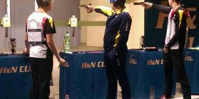 Codrean şi-a bătut recordul, la turneul din Germania