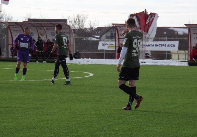 UTA a pierdut primul amical al iernii, 2-3 cu Bekescsaba
