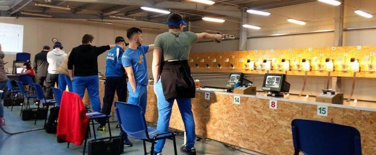 Pistolarii CSM-ului au cucerit medalii la Naţionale
