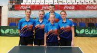 Fetele de la CSM Arad, pe loc de semifinale în Superligă