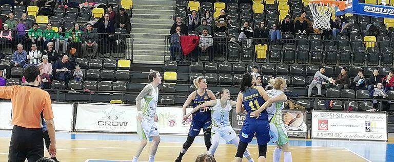 FCC ICIM a fost surclasată de Sepsi, în Cupa României
