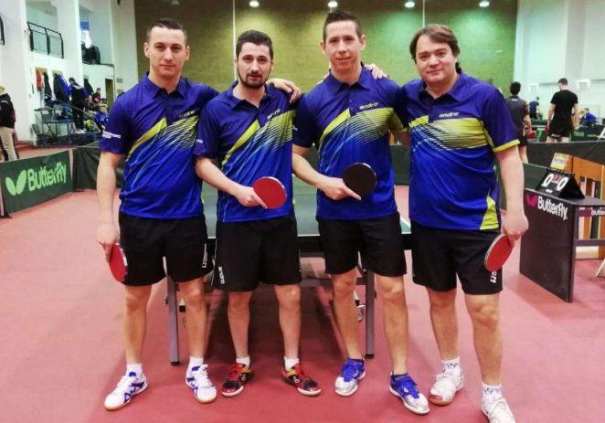 Băieţii CSM-ului au baraj de promovare la tenis de masă