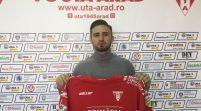 Ionuţ Neagu este, oficial, noul mijlocaş al UTA-ei