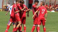 UTA şi Viitorul Arad, victorii importante la U15