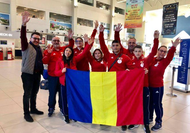 Krupla ia startul la Mondialul de haltere al cadeţilor