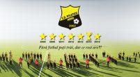 Atletico Arad e dat ca exemplu în fotbalul românesc