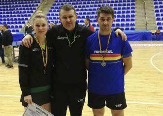 Familia Dodean a făcut legea la Campionatele Naţionale