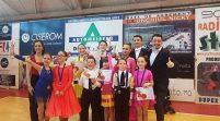 Școala Royal Steps Arad a fost la înălțime, la Cupa Oradea