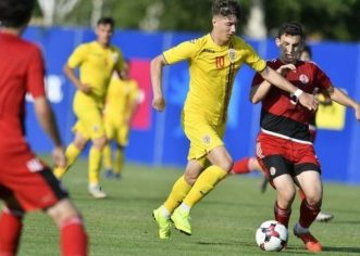 Miculescu părăsește cantonamentul pentru U18