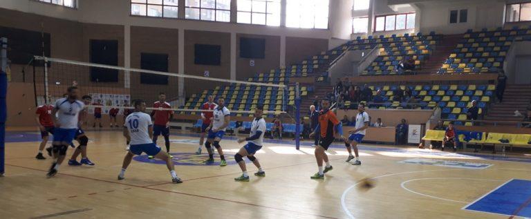Dejul nu a fost un adversar greu pentru Pro Volei Arad