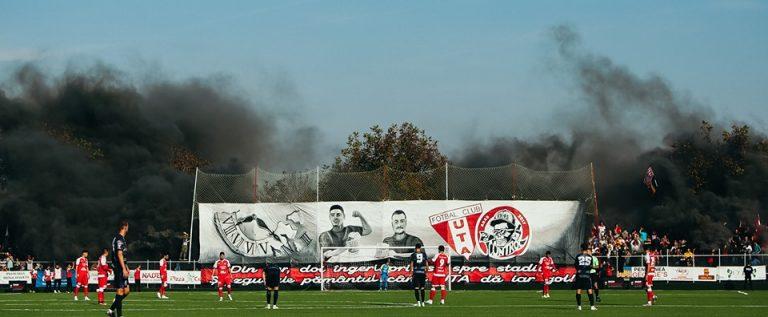 UTA a câștigat Derby-ul Vestului, 1-0 cu rivala Poli Timişoara