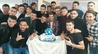Şoimii Lipova a sărbătorit finalul unui an cu multe reuşite