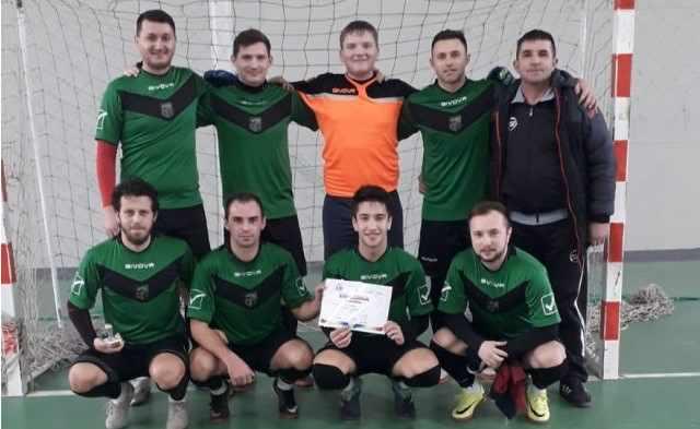 Ineul s-a calificat în finala campionatului judeţean de futsal