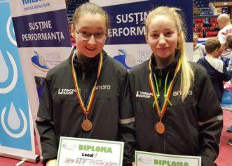 """Medalie pentru CSM Arad, la """"Naţionalele"""" de tenis de masă"""