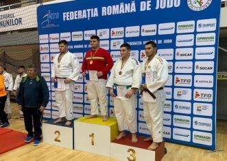 David Nagy este campion naţional de tineret la judo