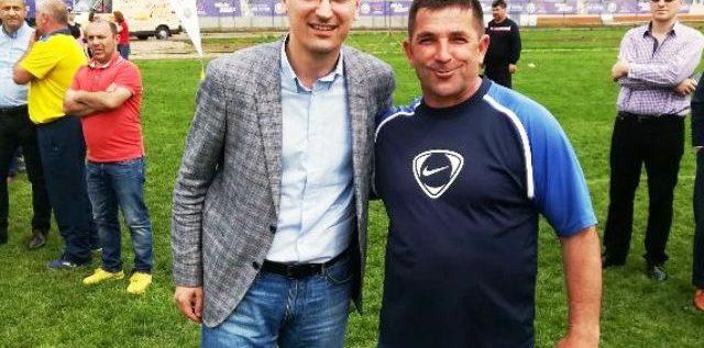 Andras Mako a fost ales preşedinte interimar al Asociaţiei Judeţene de Fotbal Arad!